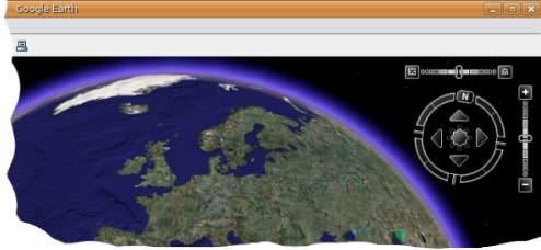Google Earth jetzt auch für Linux!