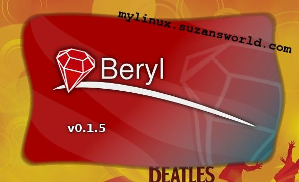 Splash Beryl 0.1.5