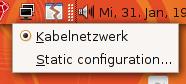 Netzwerk-Manager-Applet 0.6.4