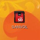 Gemountete SD-Karte