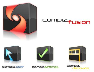Neues Compiz Fusion Logo